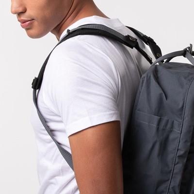 Alternate view of Fjallraven Kanken Backpack Shoulder Pads - Black