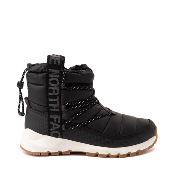 Main view of Womens The North Face Thermoball™ Lace Boot - Black