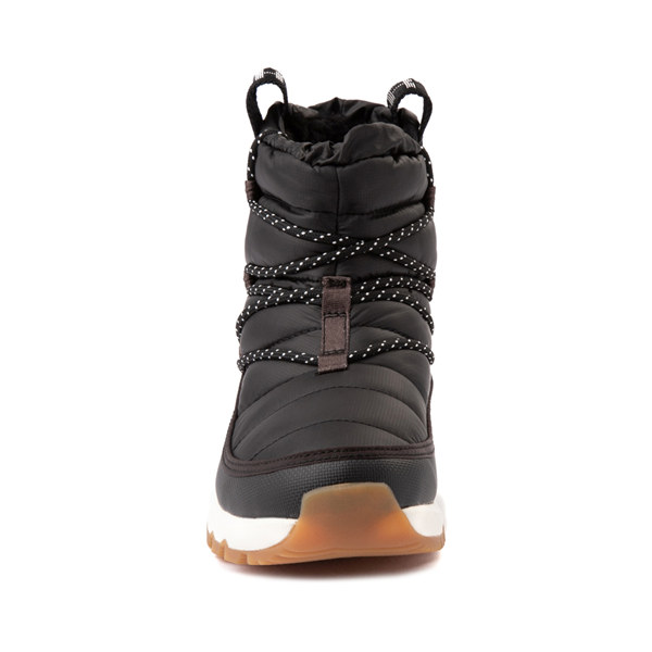 alternate view Womens The North Face Thermoball™ Lace Boot - BlackALT4