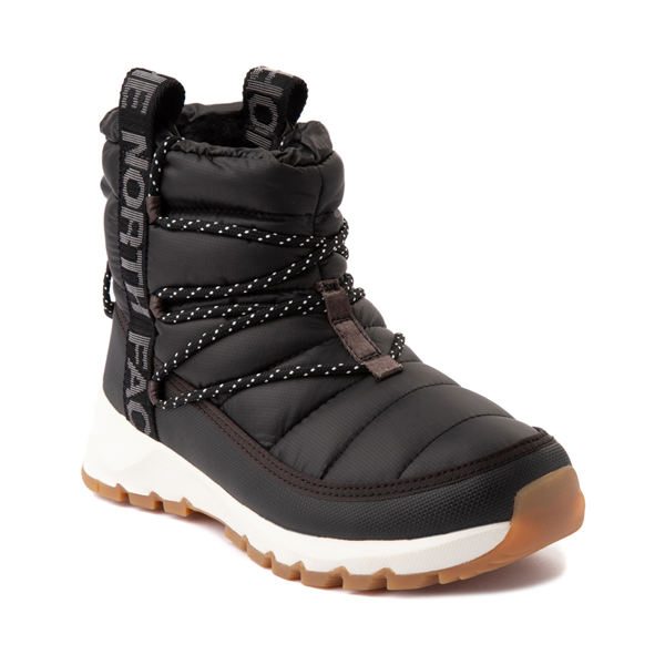 alternate view Womens The North Face Thermoball™ Lace Boot - BlackALT5