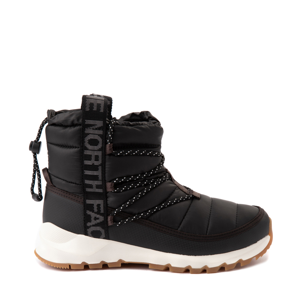 Womens The North Face Thermoball™ Lace Boot - Black