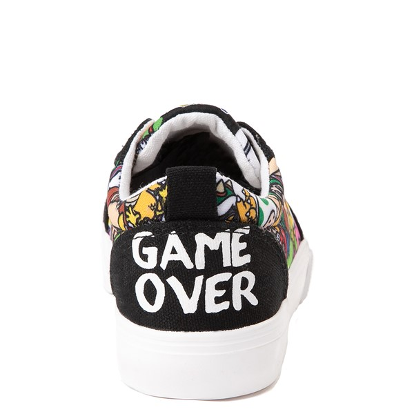 alternate view Ground Up Super Mario Bros. Low Sneaker - Little Kid / Big Kid - MulticolorALT4