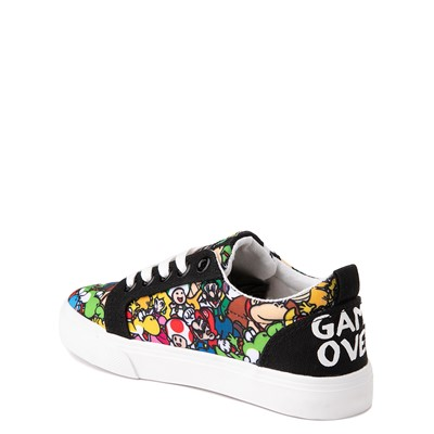 Alternate view of Mario Crew Low Sneaker - Little Kid / Big Kid - Multi