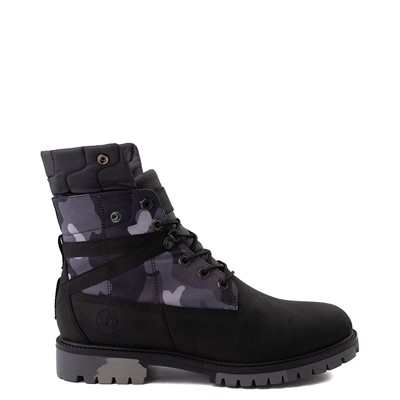 "Alternate view of Mens Timberland Heritage Earthkeepers®+ 6"" Boot - Black / Gray Camo"