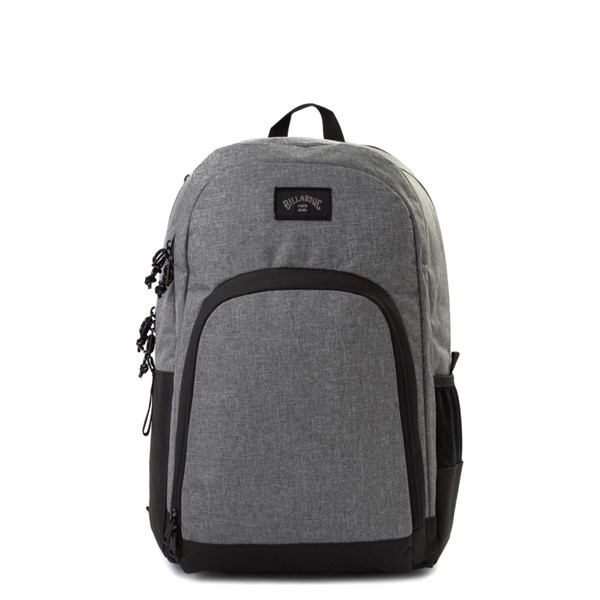 Main view of Billabong Command Backpack - Heather Gray