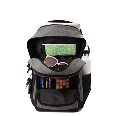 Alternate view of Billabong Command Backpack - Heather Gray