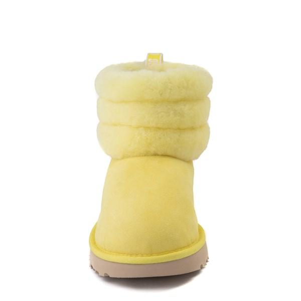 alternate view Womens UGG® Classic Mini Fluff Boot - MargaritaALT4
