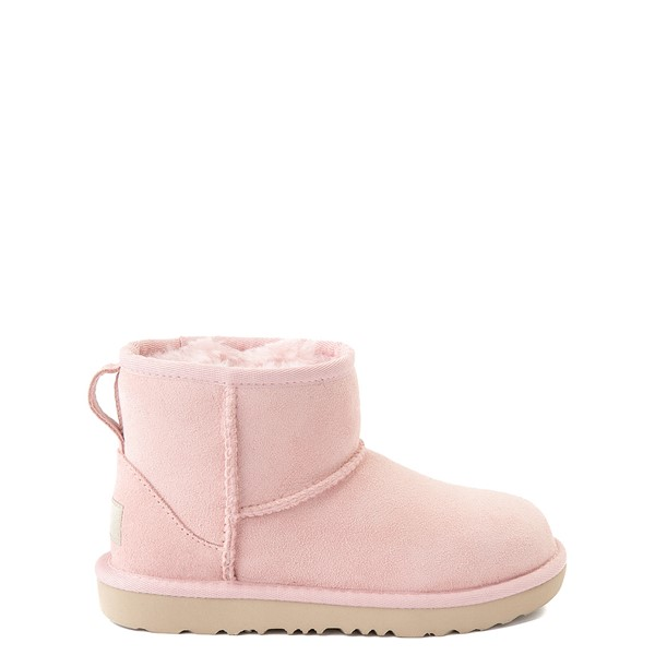 Main view of UGG® Classic Mini II Boot - Little Kid / Big Kid - Pink Cloud
