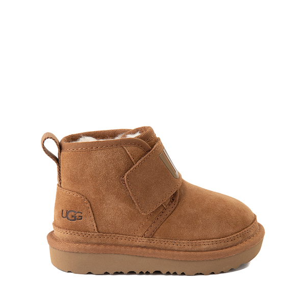 Main view of UGG® Neumel II Graphic Boot - Toddler / Little Kid - Chestnut