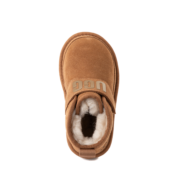 alternate view UGG® Neumel II Graphic Boot - Toddler / Little Kid - ChestnutALT2