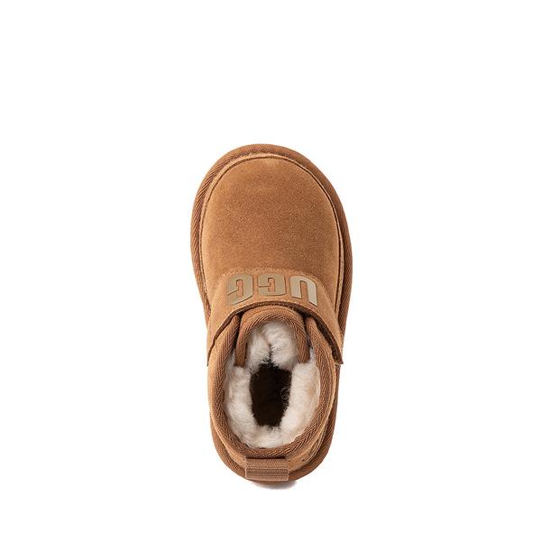 alternate view UGG® Neumel II Graphic Boot - Toddler / Little Kid - ChestnutALT2