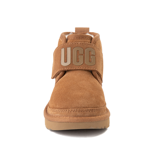 alternate view UGG® Neumel II Graphic Boot - Toddler / Little Kid - ChestnutALT4