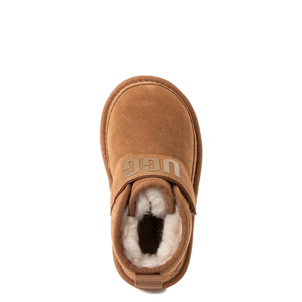 alternate view UGG® Neumel II Graphic Boot - Toddler / Little Kid - ChestnutALT4B