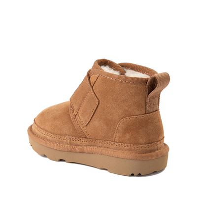 Alternate view of UGG® Neumel II Graphic Boot - Toddler / Little Kid - Chestnut