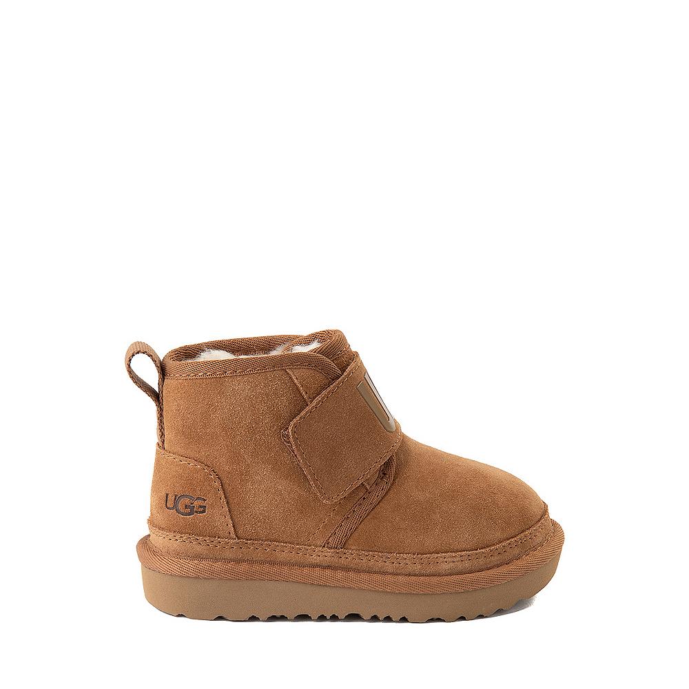 UGG® Neumel II Graphic Boot - Toddler / Little Kid - Chestnut