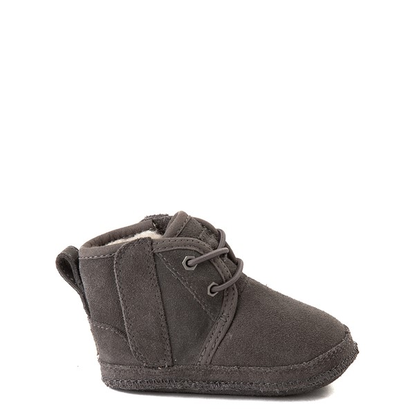 Main view of UGG® Neumel Boot - Baby / Toddler - Charcoal
