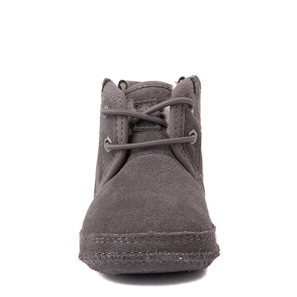 alternate view UGG® Neumel Boot - Baby / Toddler - CharcoalALT4