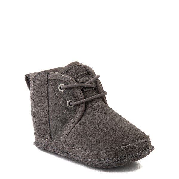alternate view UGG® Neumel Boot - Baby / Toddler - CharcoalALT5