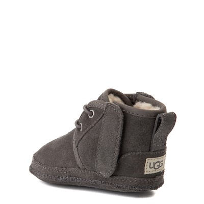 Alternate view of UGG® Neumel Boot - Baby / Toddler - Charcoal