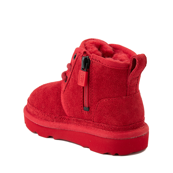 alternate view UGG® Neumel II Boot - Toddler / Little Kid - Samba RedALT1