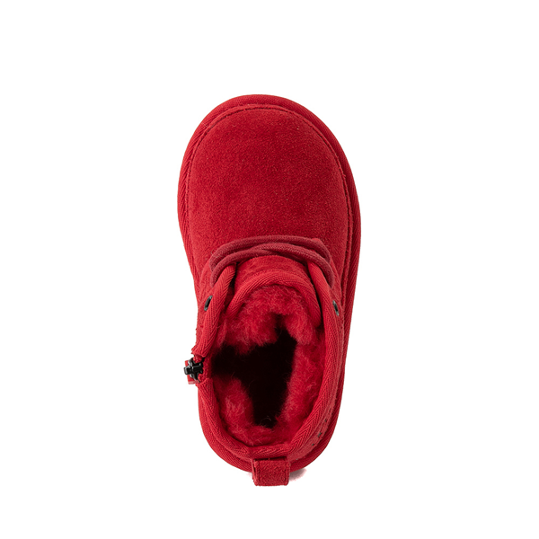 alternate view UGG® Neumel II Boot - Toddler / Little Kid - Samba RedALT2