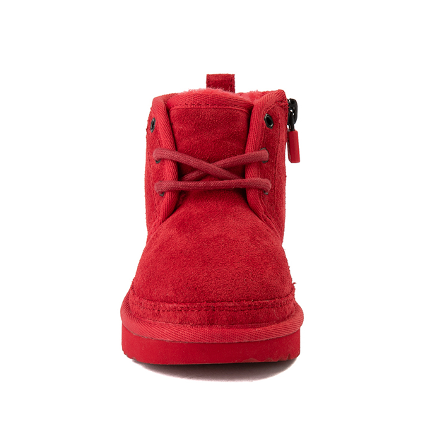 alternate view UGG® Neumel II Boot - Toddler / Little Kid - Samba RedALT4