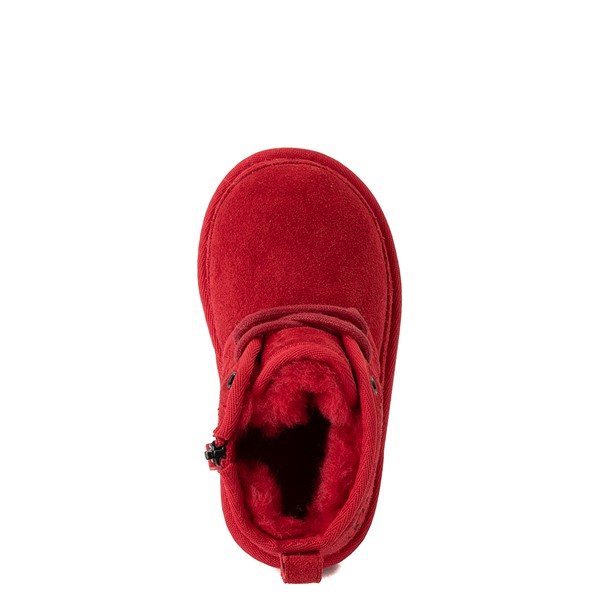 alternate view UGG® Neumel II Boot - Toddler / Little Kid - Samba RedALT4B