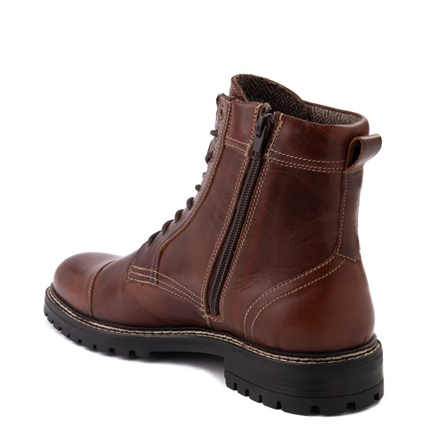 alternate view Mens Crevo Rye Boot - ChestnutALT1