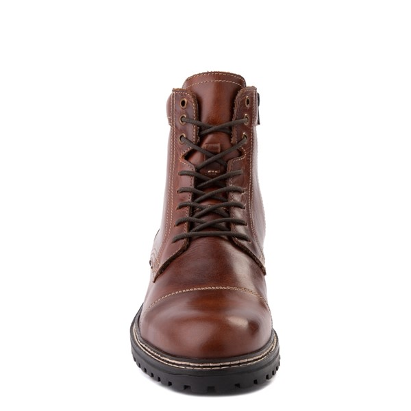 alternate view Mens Crevo Rye Boot - ChestnutALT4