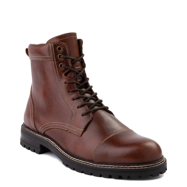 alternate view Mens Crevo Rye Boot - ChestnutALT5