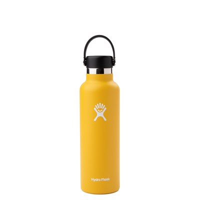 Main view of Hydro Flask® 21 oz Standard Mouth Water Bottle - Sunflower