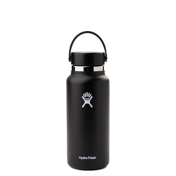 Hydro Flask® 32 oz Wide Mouth Water Bottle - Black
