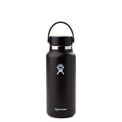 Main view of Hydro Flask® 32 oz Wide Mouth Water Bottle - Black