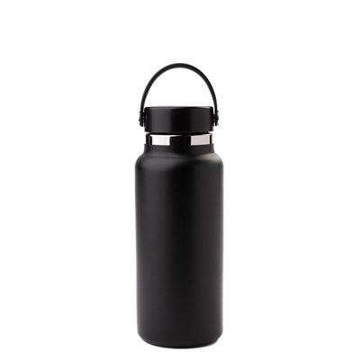 Alternate view of Hydro Flask® 32 oz Wide Mouth Water Bottle - Black