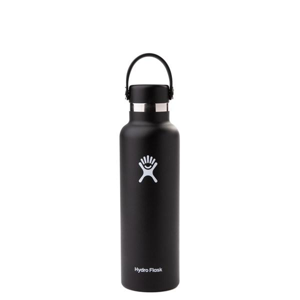 Hydro Flask® 21 oz Standard Mouth Water Bottle - Black