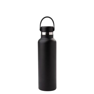 Alternate view of Hydro Flask® 21 oz Standard Mouth Water Bottle - Black