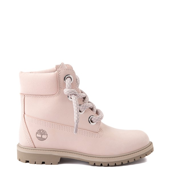 "Main view of Womens Timberland 6"" Premium Convenience Boot - Light Pink"
