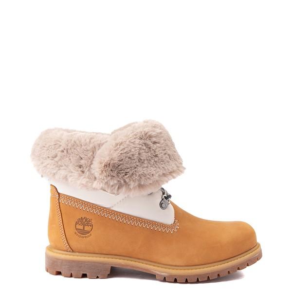 """alternate view Womens Timberland 6"""" Premium Puffer Boot - WheatALT1"""