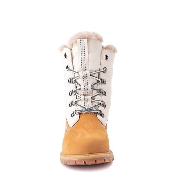 """alternate view Womens Timberland 6"""" Premium Puffer Boot - WheatALT4"""