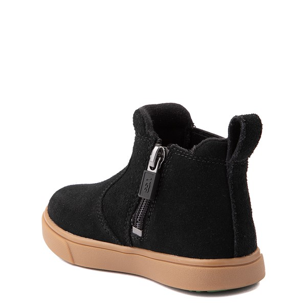 alternate view UGG® Hamden II Chelsea Boot - Toddler / Little Kid - BlackALT1