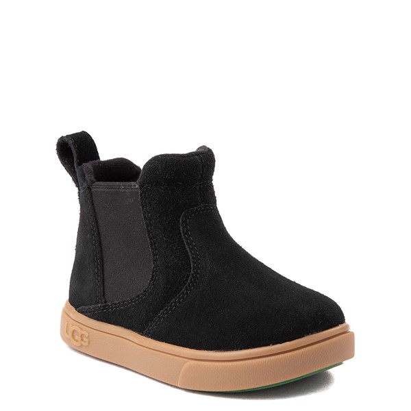 alternate view UGG® Hamden II Chelsea Boot - Toddler / Little Kid - BlackALT5