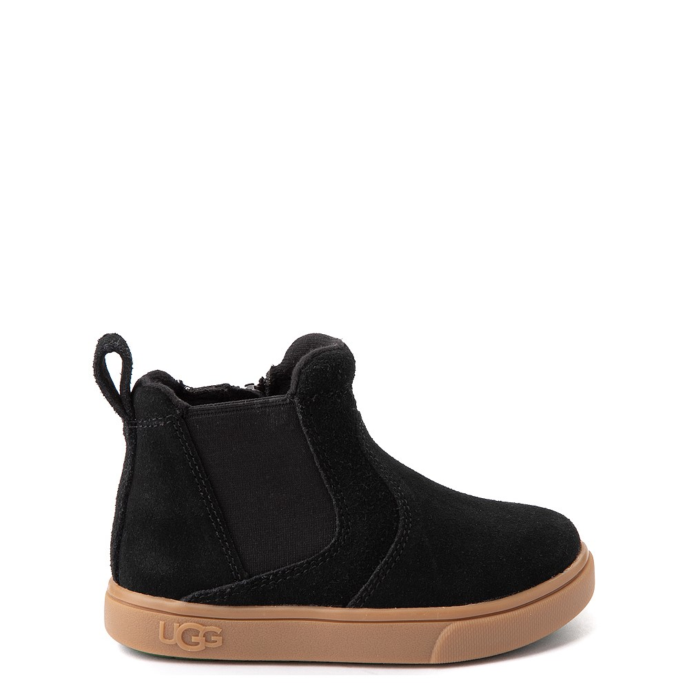 UGG® Hamden II Chelsea Boot - Toddler / Little Kid - Black