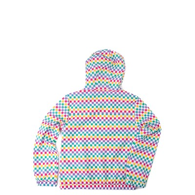 Alternate view of Vans Checkerboard Windbreaker - Little Kid / Big Kid - Rainbow
