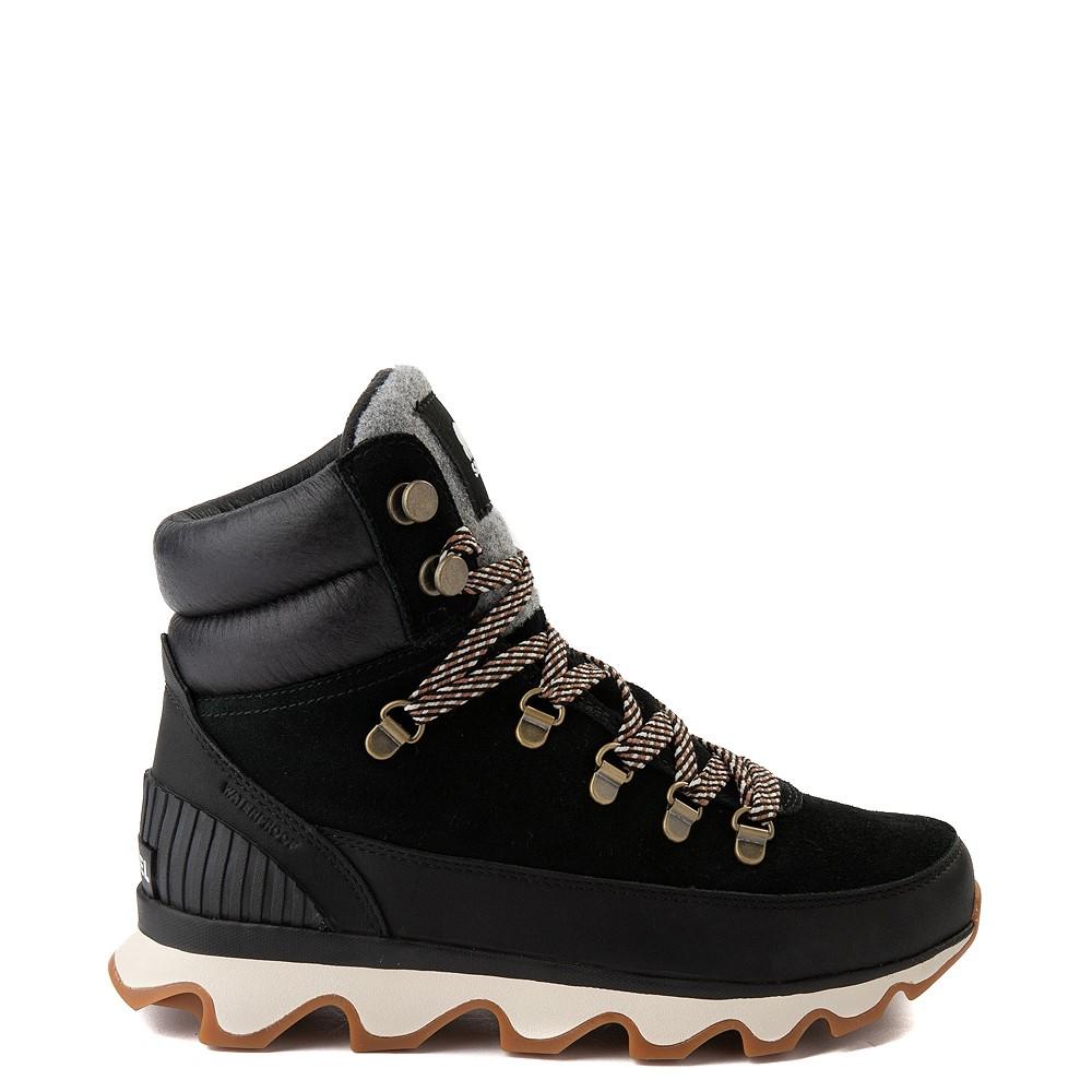 Womens Sorel Kinetic™ Conquest Boot - Black