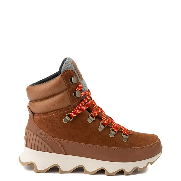 Main view of Womens Sorel Kinetic™ Conquest Boot - Velvet Tan