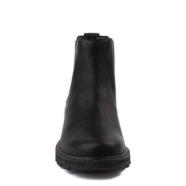 alternate view Womens Sorel Lennox™ Chelsea Boot - BlackALT4