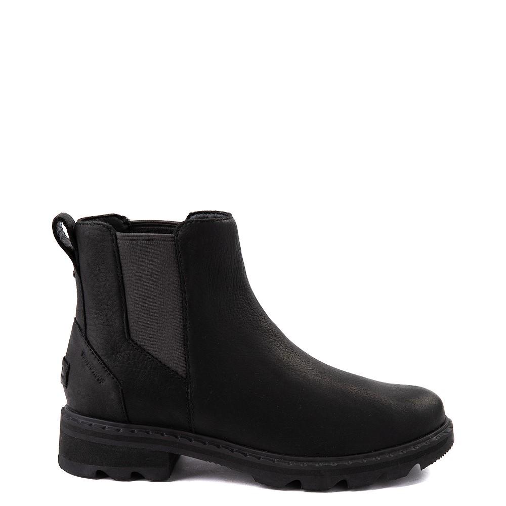Womens Sorel Lennox™ Chelsea Boot - Black
