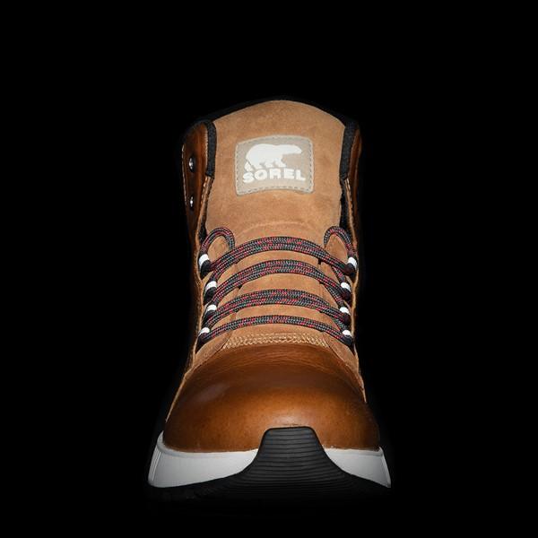 alternate view Mens Sorel Mac Hill™ Mid Boot - ElkALT4B