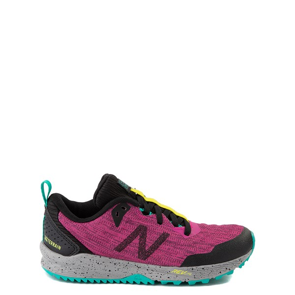 Main view of New Balance Fuelcore Nitrel Athletic Shoe - Little Kid - Carnival / Black