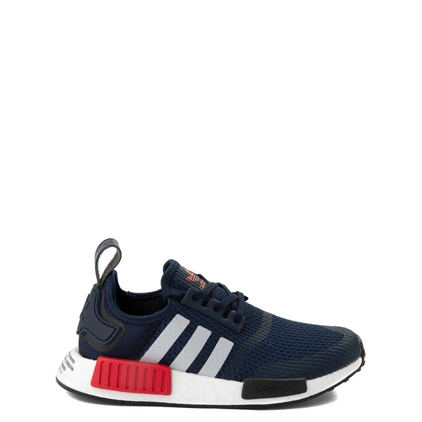 adidas NMD R1 Athletic Shoe - Big Kid - Navy